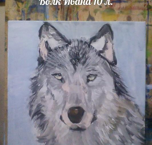 Ось Сути Познания = «ХОР-Т» = волк