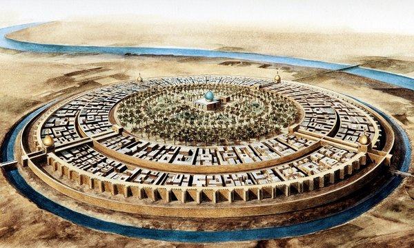 Багдад выносливый город
